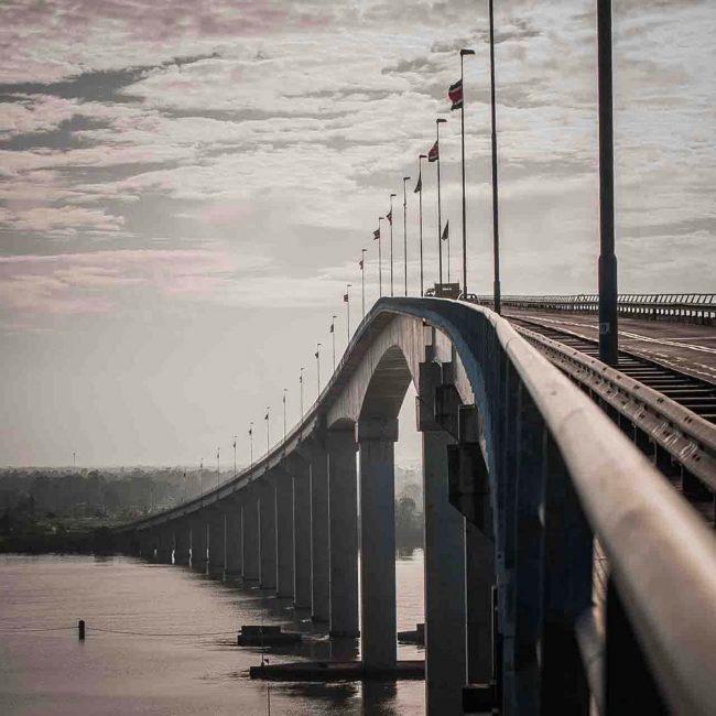 Early Morning Bridge | Photo: Dion C. Howard