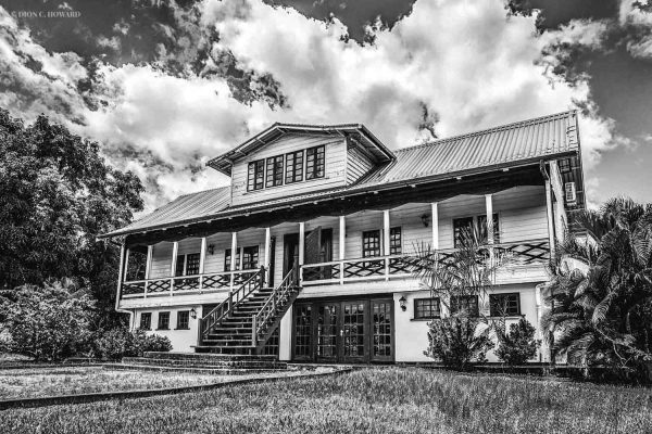 Masters House | Photo: Dion C. Howard