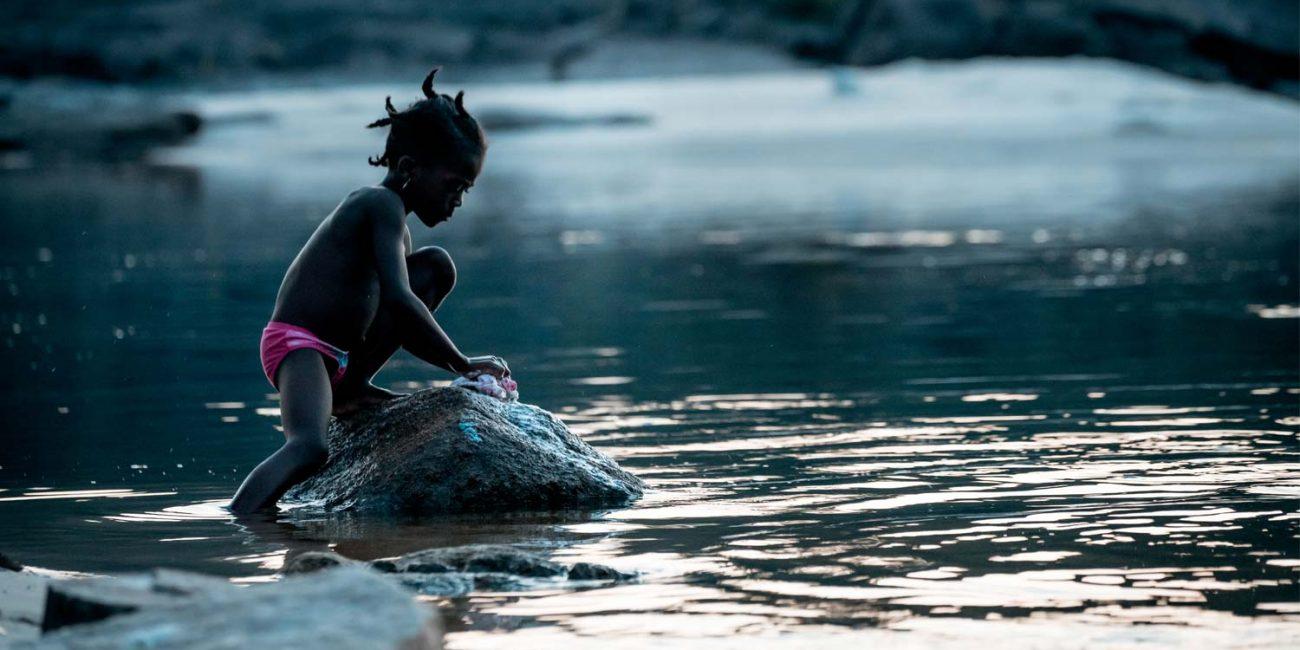Little Washer | Photo: Rafael Jantz