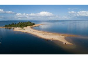 Deserted Island Stuwmeer | Photo: Fabian Vas